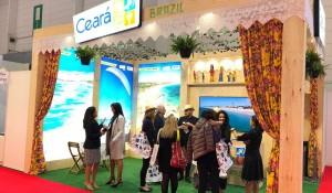 Setur do Ceará divulga destino em feira de turismo na Alemanha