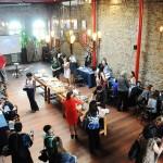 Evento aconteceu no restaurante Cais do Oriente, centro do Rio