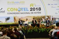Confira mais fotos do último dia do Conotel 2018