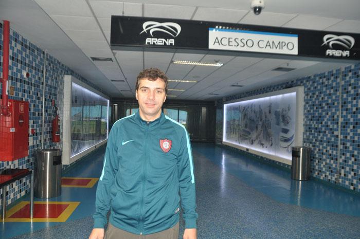 Federico Siri, presidente da Travel Ace