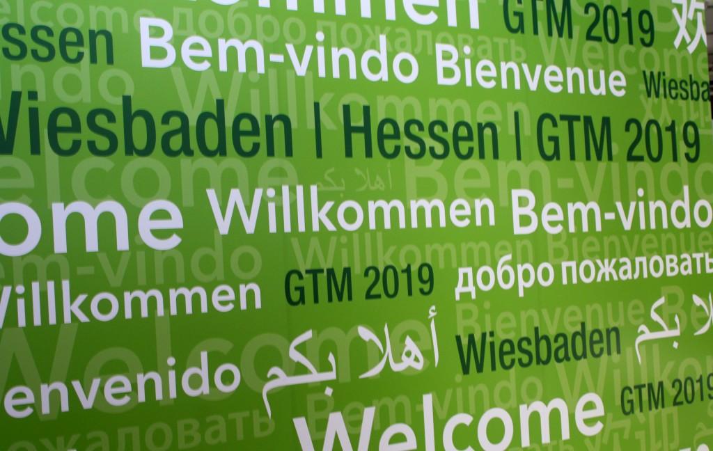 GTM 2019 ja esta definida em Wiesbaden