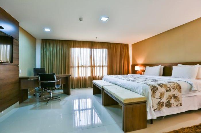 Hotel Hilton Garden Inn Chega A Goi U00e2nia  Go
