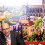 Herman Mensink do turismo de Magdeburg