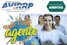 Inscrições abertas para a 22ª Feira de Turismo Avirrp 2018