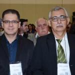 Jack Abboudi, da Abudi Hotel, e João Antonio, da ABIH-MA