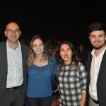 Jamyl Jarrus e Rafael Borges, da Movida, com Andressa Leão e Thaís Plaza, da Tourico Holidays