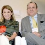 Jeanine Pires e Toni Sando