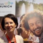 Karin Baedecker, do turismo de Munique