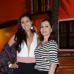 Layanne Araujo e Marcia Leite