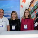 Leopoldo Dickel, Cinthia Macedo, Cristiane Muller e Delith Caldas, da Sectur-MA