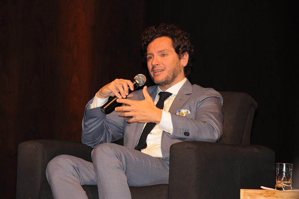 Luis Araujo, presidente do Turismo de Portugal