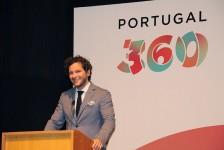 Portugal exalta crescimento turístico e laços com Brasil na abertura do Portugal 360