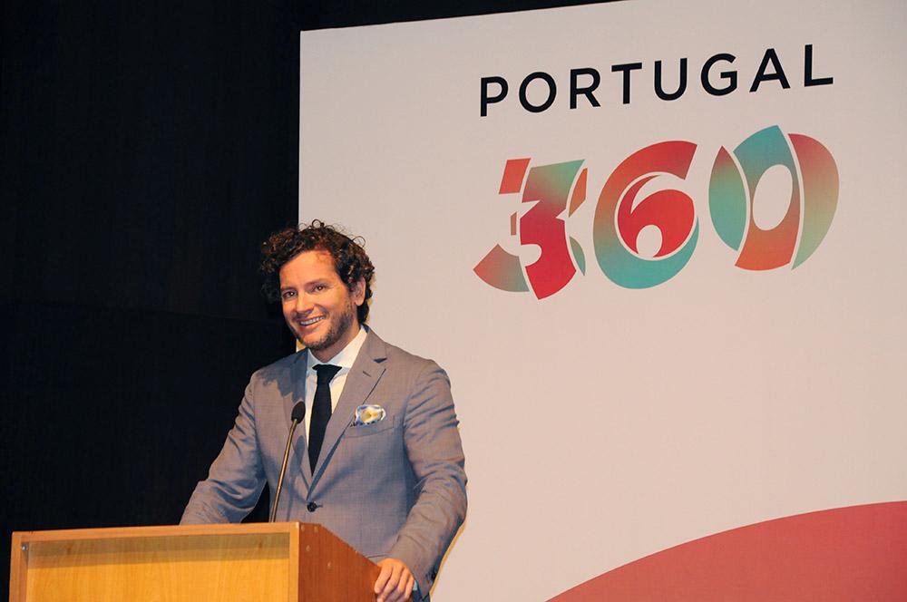 Luis Araujo, presidente do Turismo de Portugal.