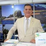Luis Maio, da Secretaria de Turismo de Ilhabela