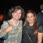 Magda Moraes e Cristina Martins, do grupo Lufthansa