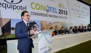Em ritmo de retomada, Conotel 2018 tem início em Fortaleza