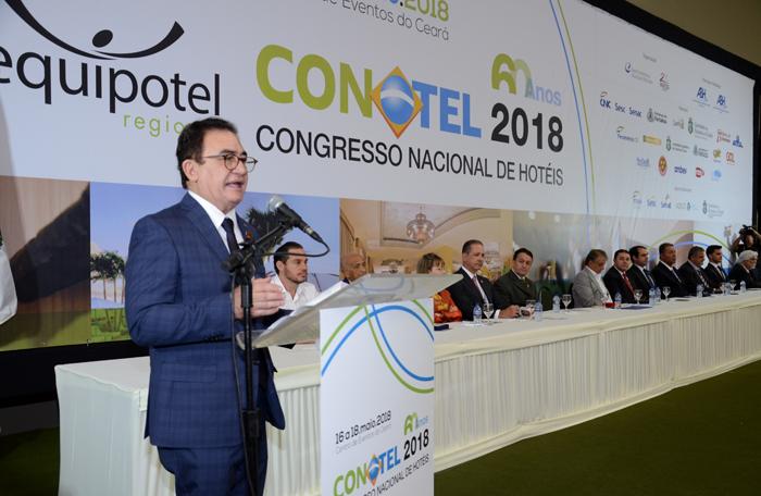 Manoel Linhares, presidente da ABIH Nacional