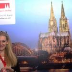Marie Stawinoga, do turismo de Colonia