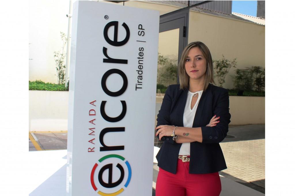 Neyre Freixo foi selecionada para ocupar o cargo
