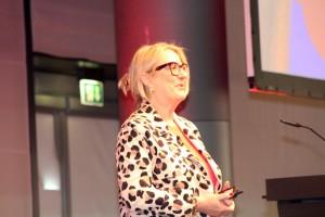 Petra Hedorfer, diretora executiva do GNTB
