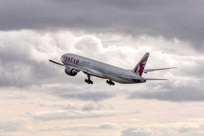 A parceria traz a logomarca da Qatar Airways na camisa do clube argentino FOTO: Divulgação