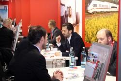 GTM reúne 527 buyers de 51 países e 338 suppliers em rodadas de negócios; veja fotos