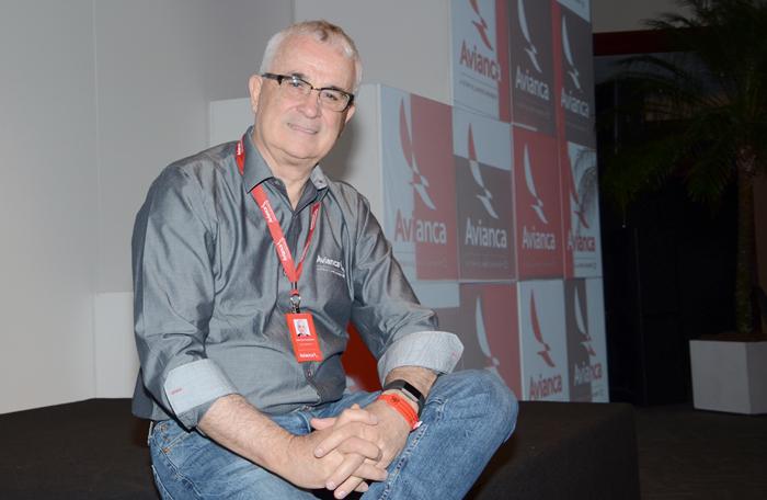 Tarcisio Gargioni, vice-presidente da Avianca Brasil