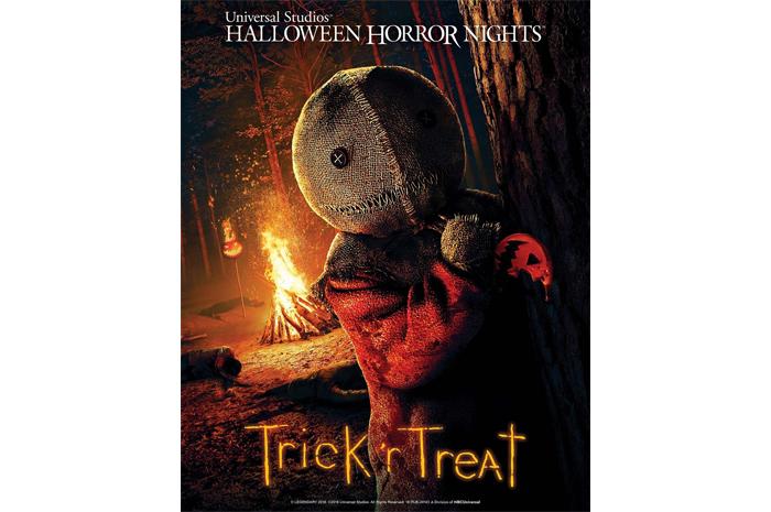 Tradições horripilantes e personagens sinistros do filme ganham vida no maior evento de Halloween dos Estados Unidos, em Orlando e Hollywood, no outono norte-americano