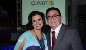 """""""Melhor da história"""", diz Linhares sobre Conotel 2018; fotos"""