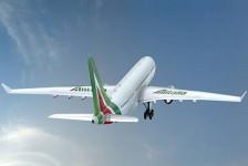 Alitalia é novamente considerada a companhia mais pontual da Europa
