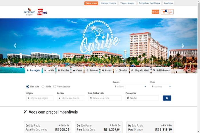 site Flytour MMT