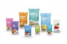 Azul lança novas embalagens para seus snacks de bordo