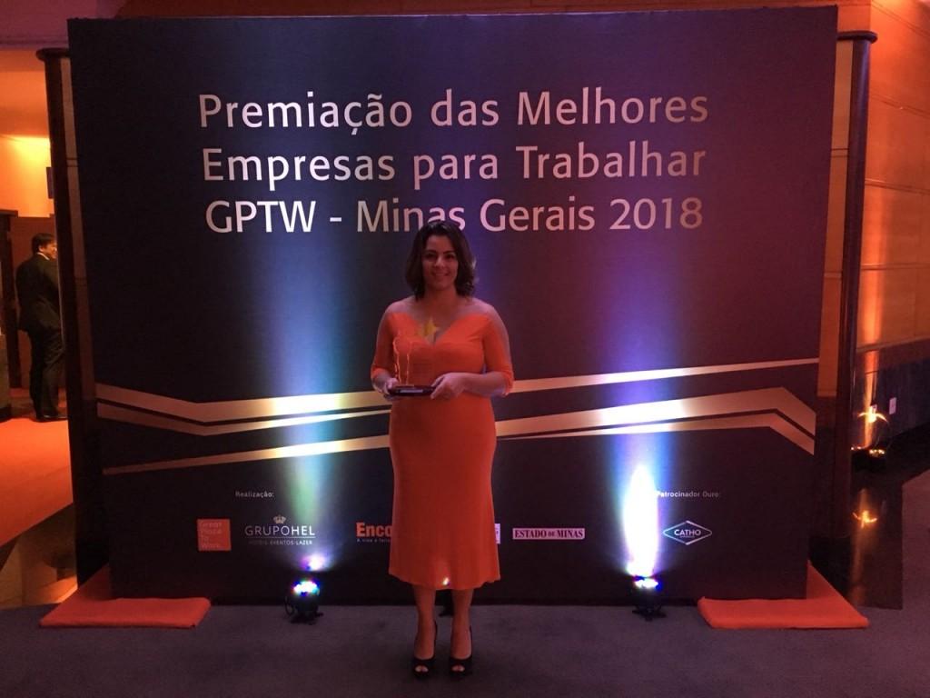 Localiza recebeu certificação em Minas Gerais