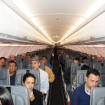 A320neo conta também com novas poltronas