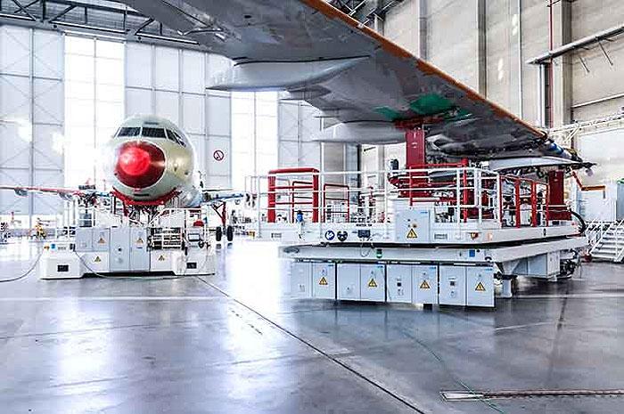 Airbus inaugura quarta linha de produção da Família A320 em Hamburgo