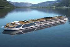 AmaWaterways anuncia lançamento de sua nova embarcação