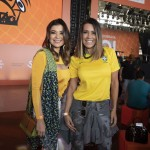 Amanda Françoso e Solange Frazão