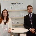 Ana Paula e Vitor Pacheco, da Accor