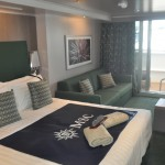 Cabine Balcony, do MSC Seaview