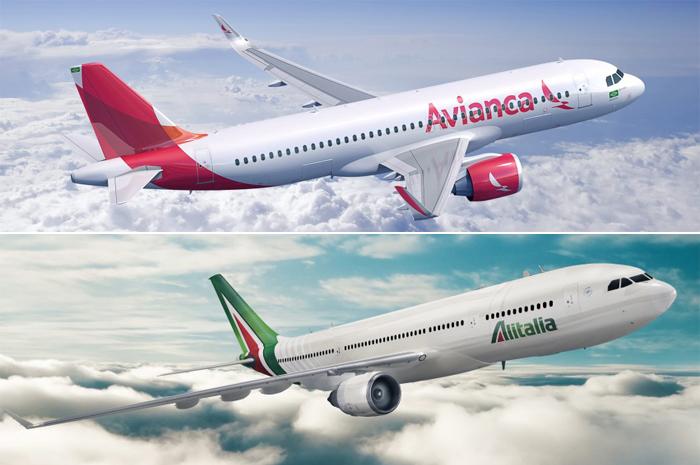 c6bc10691dc40 Avianca e Alitalia fazem acordo de codeshare para 21 destinos