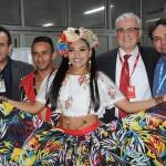 Comitiva do Pará recepcionou o primeiro voo da Avianca Brasil ao Norte