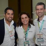 Eduardo Batista, Hotéis Net, Carlise Bianchi e Fábio Bordin, da Brocker