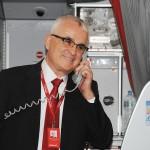 Em nome da Avianca, Tarcísio Gargioni agradeceu a presença de todos e falou da importância de chegar à Região Norte