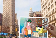 Bob Esponja, Patrulha Canina e Tartarujas Ninja tornam-se embaixadores de NY