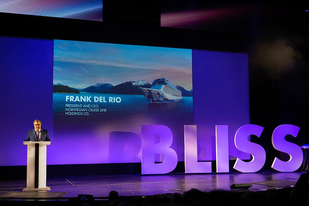 Frank Del Rio, CEO da NCL