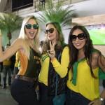 Gianne Albertoni, Adriana Colin e Carol Marra
