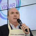 Gustavo Arrais, secretário de Turismo de MG e presidente do Fornatur
