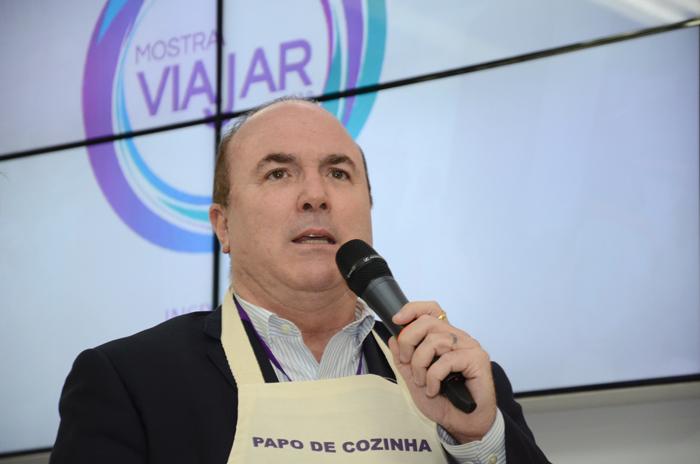 Gustavo Arrais, secretário de Turismo de Minas Gerais