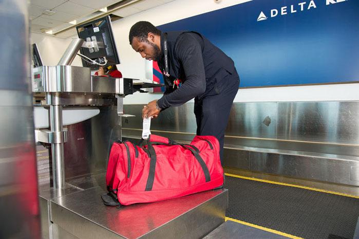 Iata quer tecnologia RFID em todas as etiquetas de bagagem até 2020