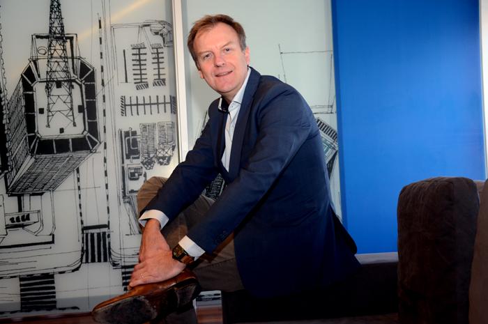 Jean-Marc Puchol, diretor geral da Air France-KLM no Brasil